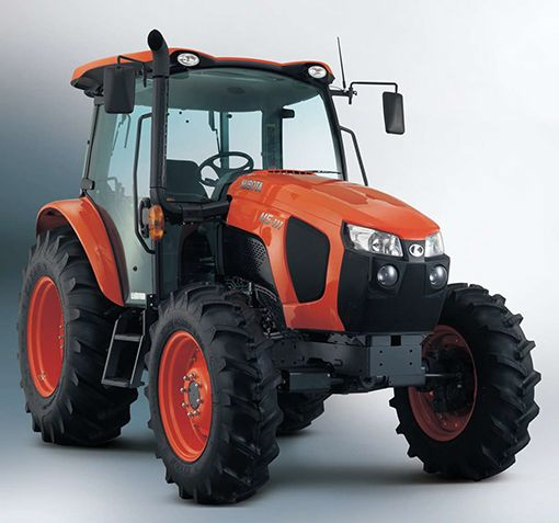 Tractors | M5 Series | Kubota Tractor Kubota has introduced four new models to its M-Series deluxe mid-size ag/utility tractor line: the Kubota M100X, M110X, M126X and the M135X. #ciptuningbox ##performance  #dieseltuning  #car #carperformance #speedbox #chiptuning FROM 100£ • FREE SHIPPING WORLDWIDE •  More at http://chiptuningbox.co.uk