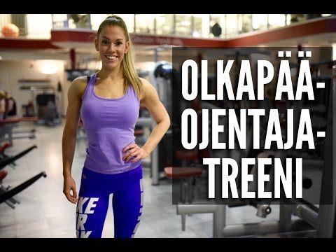 Else Lautala I Vatsalihashaaste - Treeni 4 - YouTube