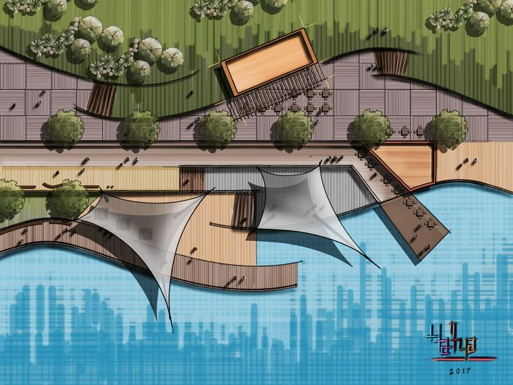 Best 25 landscape architecture drawing ideas on pinterest for Paisajismo urbano
