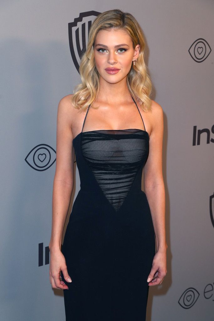 Nicola Peltz Instyle Amp Warner Bros Golden Globes After