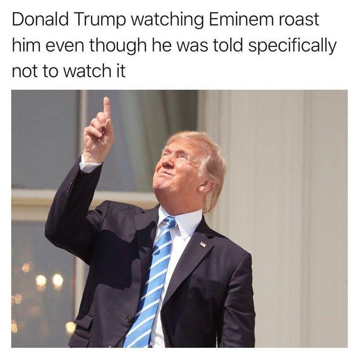Eminem's Anti-Trump Freestyle – 17 Memes