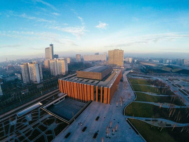 NOSPR, Katowice, Poland