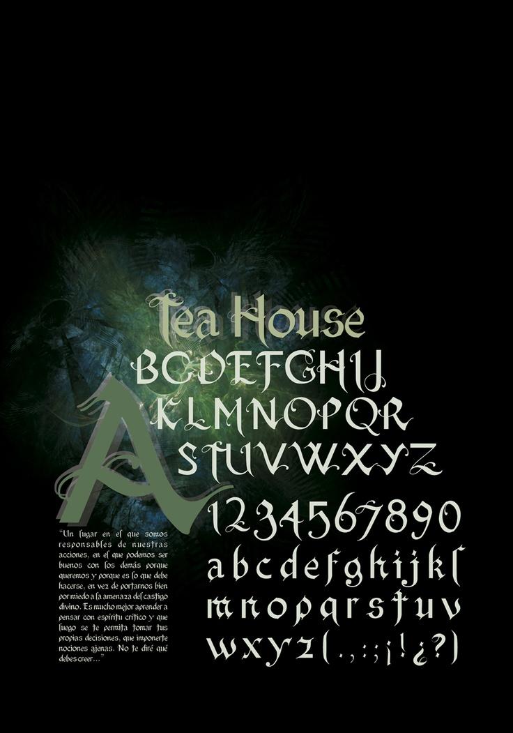 Tipografía I - Cátedra Gaitto - Diseño de Tipografía
