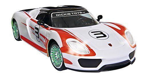 Dickie-Spielzeug 201119075�-�Vehicle�-�RC Porsche Spyder, Ready to Run