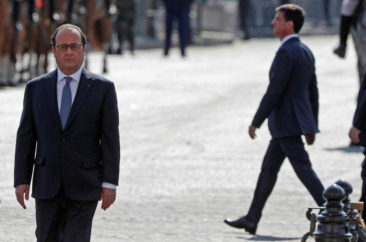 Le journal de BORIS VICTOR : POPULARITÉ : François Hollande tombe à 11%, Manuel...