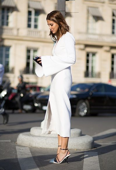 "A ""alta-costura"" do street style das semanas de moda - street style - fashion week"