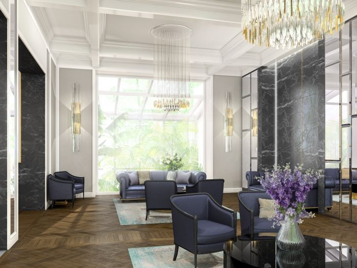 Luxury nursing home in Warsaw