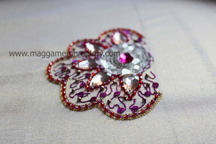 Like a dream aari embroidery tambour