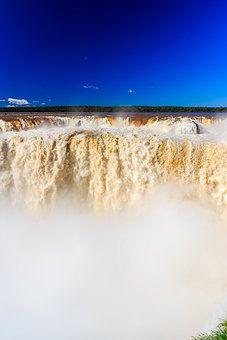 Iguazu Wasserfälle in Missionen, Argentinien