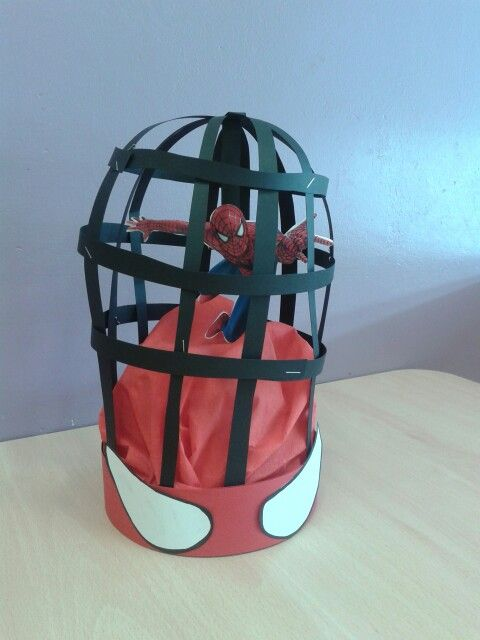 Spiderman kroon
