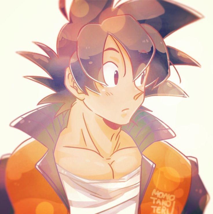 Goku | Tako8N [pixiv] http://www.pixiv.net/member_illust.php?mode=medium&illust_id=50535370