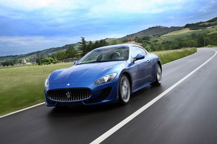 The Maserati GranTurismo Sport replaces the S and boasts more power, tweaked suspension and a new gearbox. And it's great