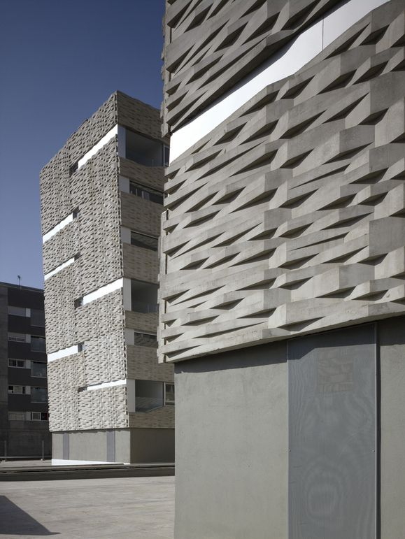Living Madrid / Wiel Arets Architects