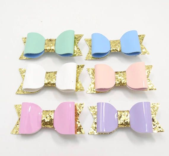 Sequin bow, glitter bow, gold bow, hair bow, girls bows, bows, babys bows, pink bow, purple bow, white bow, green bow, blue bow, peach bow 2.8 inch bows on alligator clip Also available on a nylon headband https://www.etsy.com/uk/shop/Milliejays