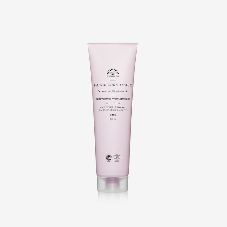 Acai Facial Scrub Mask 100 ml