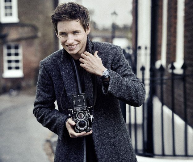 Feb. 24, 2016 - BuzzFeed.com - Five reasons why it's a great time to be an Eddie Redmayne fan