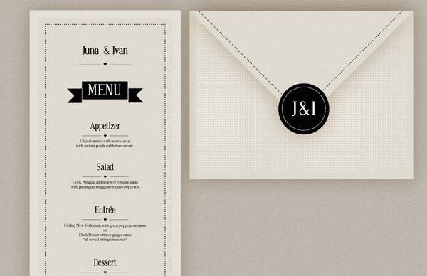 13 best wedding invitations contemporary images on pinterest j wedding invitation by filiz sahin via behance stopboris