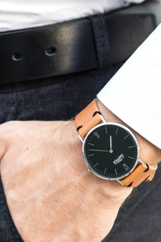 Looking sharp doesn't have to cost a fortune. Minimalist watches starting at $95