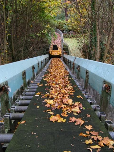 Berlin, Spreepark. abandoned park. A must visit!