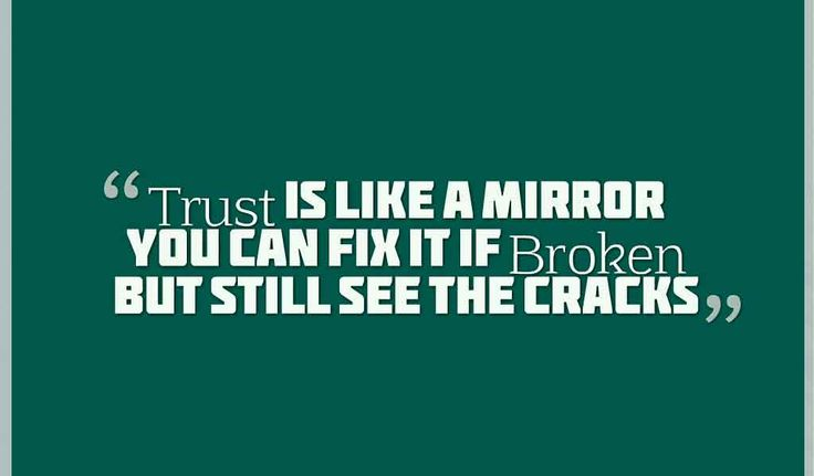 Broken Trust Quotes And Sayings: 17 Best Ideas About Broken Trust On Pinterest