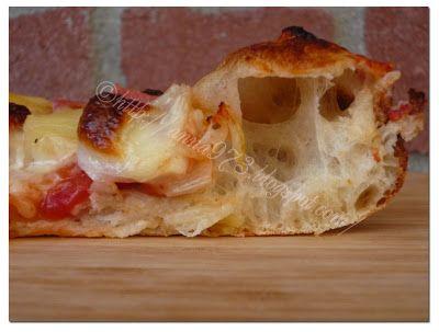 Дрожжевое тесто для пиццы | Выпечка хлеба и не только...