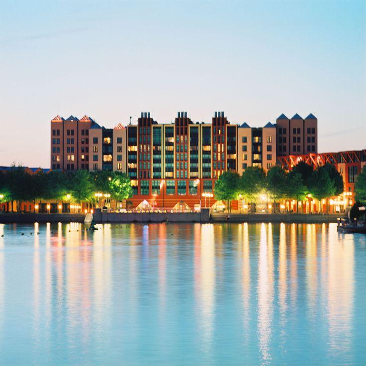 Disney Hotels Hotel New York Disneyland Paris
