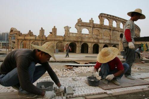 10 Monumentos que possuem réplicas construídas na China minutoengenharia.com.br