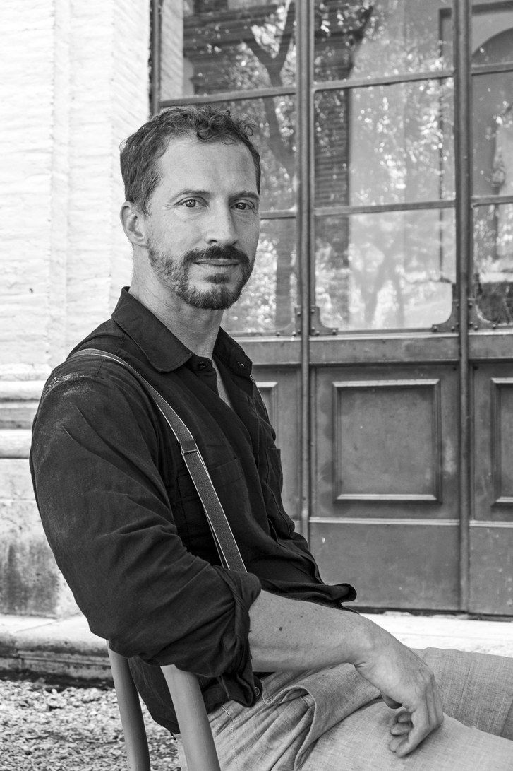 Pulitzer Prize winning author Andrew Sean Greer