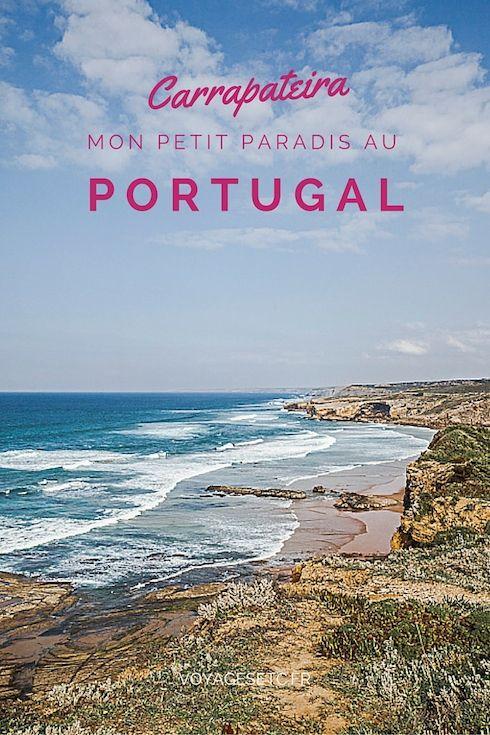 En novembre dernier je suis allée en vacances dans l'Algarve où j'ai trouvé mon petit paradis au Portugal. Carrapateira est un petit village situé au bord d'une dune. Au programme : la mer, les falaises, du surf