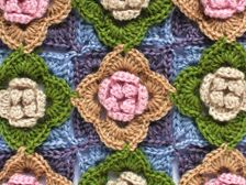MyPicot | Free crochet patterns book is 7.99 for several lovely patterns