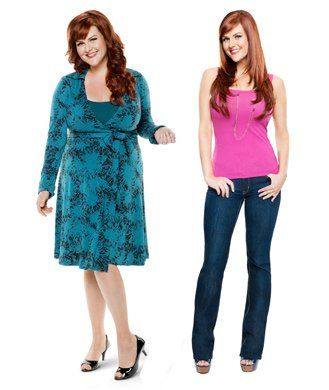 Sara Rue shares how she lost 50 pounds for her wedding.  - Shape.com