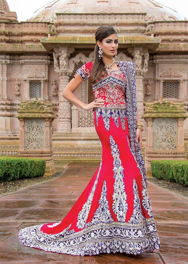 Featured in Asiana Wedding Magazine 2013 #malikajafrin #malikajafrinmua #temple #asianattire #smokeyeyes #nudelips #mac #kryolan #indianjewllery #blue #asianamagazine