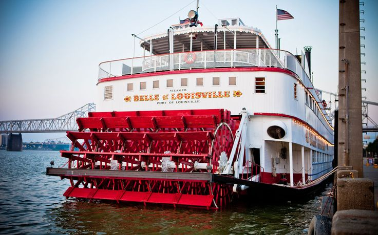 Belle of Louisville Steamboat, Louisville, KY - America's Most Beautiful Landmarks | Travel + Leisure