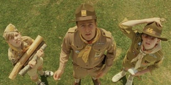 Moonrise Kingdom.  Wes Anderson's new movie.  Just the preview makes it maybe...most likely my favorite movie of all time.