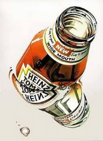 """""""Heinz"""" ARTIST: Michael English (British, 1941–2009)"""