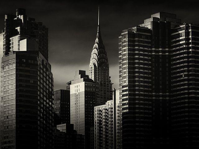 New York City by Alex Teuscher – Fubiz™