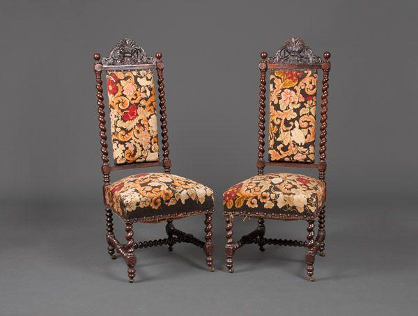 1000 id es sur le th me chaises haut dossier sur pinterest chaises mobilier de luxe et tr ne. Black Bedroom Furniture Sets. Home Design Ideas