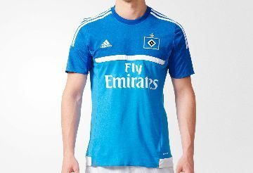 Hamburger SV 2015/16 adidas Away Kit