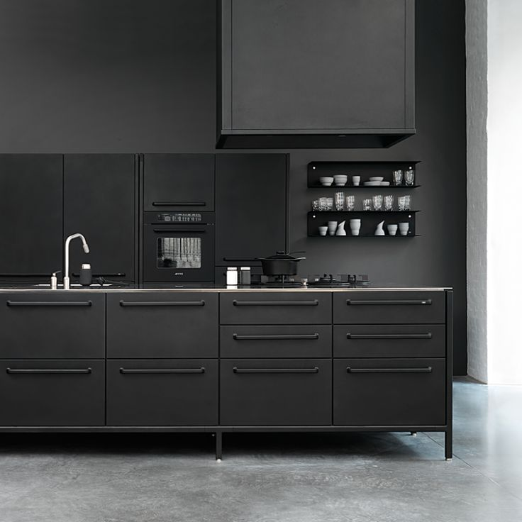 Vipp Modul Küche, bei uns im minimum Showroom im Aufbauhaus zu sehen!