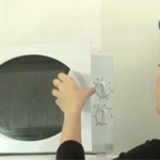 Skvelý tip ako jednoducho vyčistiť mikrovlnku