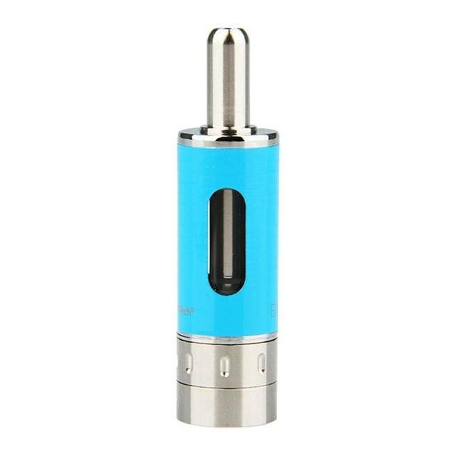 KangerTech AeroTank Mow Airflow Control Pyrex Glass Clearomizer 1.8ml with stainless steel and pyrex glass tubes E-Cigs Atomizer