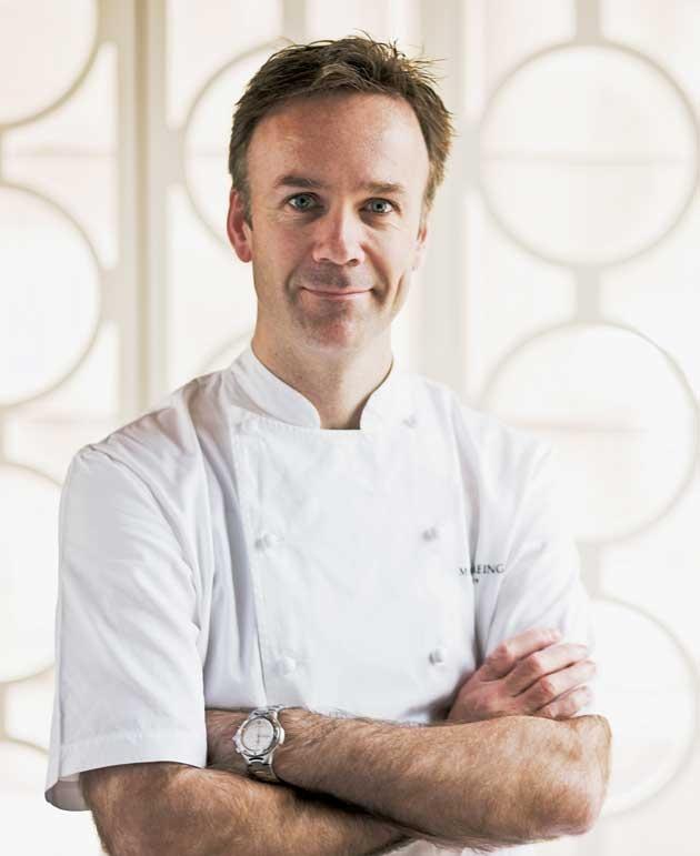 Marcus Wareing, Chef