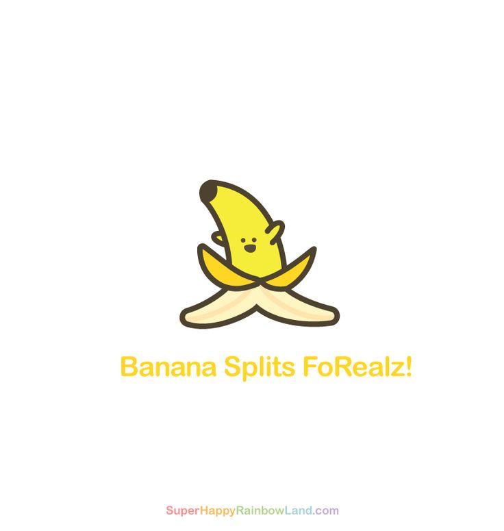 Banana Splits FoRealz - Daily Drawing 343!