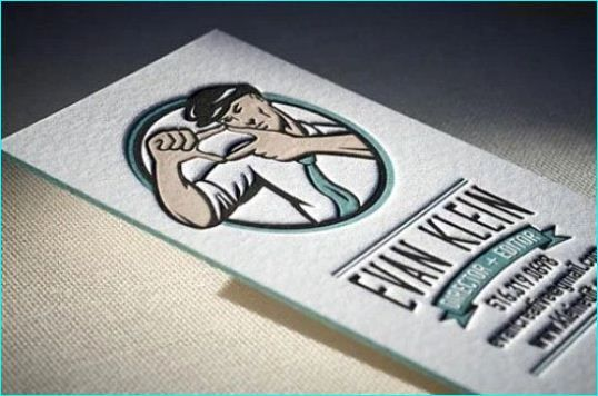 15 Cool and Creative Business Card Inspiration for 2015