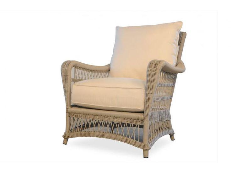 Lloyd Flanders Outdoor/Patio Fairhope Lounge Chair 271002 - Priba Furniture And Interiors - Greensboro, North Carolina