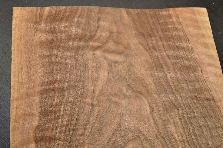 Walnut Raw Wood Veneer Sheets 16 X 31 Inches 1 42nd G7636 21 Unbranded Wood Veneer Sheets Wood Veneer Raw Wood