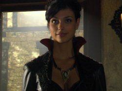 Morena Baccarin in Stargate SG-1 (1997)