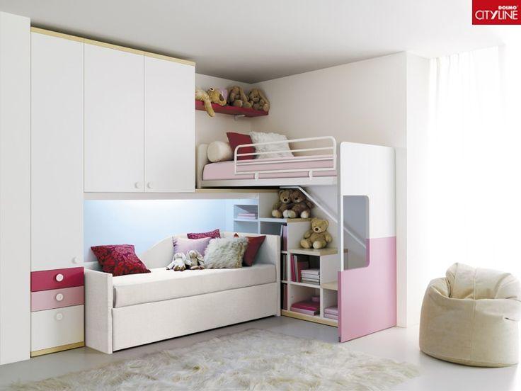 Doimo CityLine bed sets compositions Composizione 940