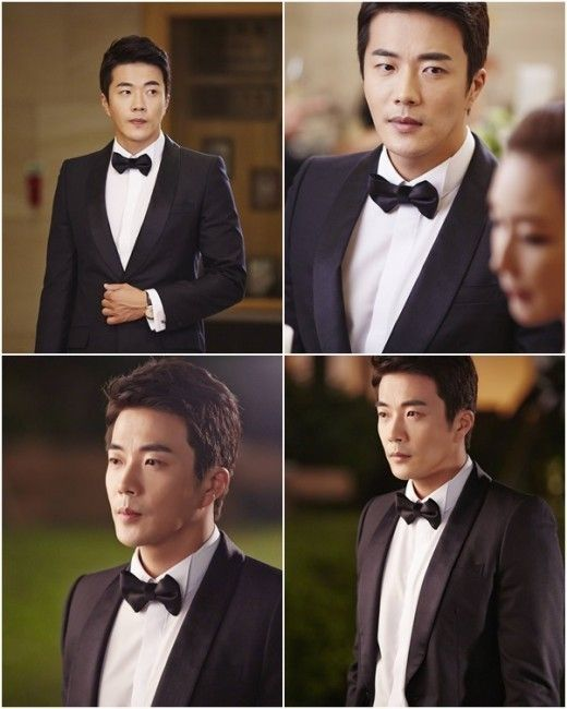 "Actor Kwon Sang Woo Looks Sharp in a Tux in ""Temptation"" Stills"