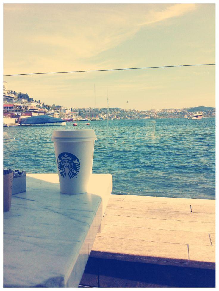 view from Bebek Starbucks